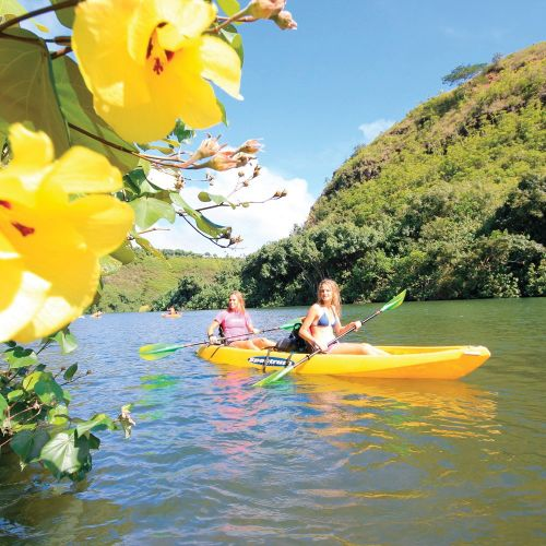 Secret Falls Kayak & Hike Tour - Alii Kayaks