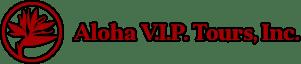 Aloha V.I.P. Tours, Inc. Logo